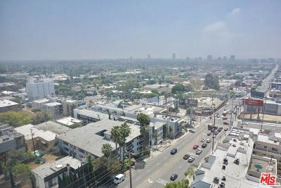 West Hollywood Condo/Townhouse For Sale: 1155 North La Cienega Boulevard #1207
