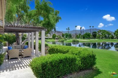 Rancho Mirage Single Family Home Active Under Contract: 4 Columbia Drive