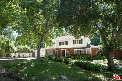 Encino Single Family Home Active Under Contract: 4623 Encino Avenue