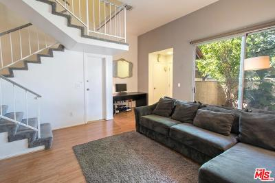 Reseda Condo/Townhouse For Sale: 19545 Sherman Way #109