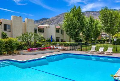 Palm Springs Condo/Townhouse For Sale: 618 Violeta Drive