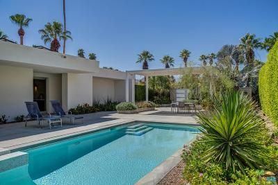 Palm Springs Single Family Home Active Under Contract: 182 East Morongo Road