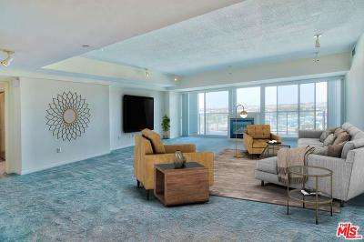 Marina Del Rey Condo/Townhouse For Sale: 13600 Marina Pointe Drive #807