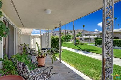 Palm Springs Condo/Townhouse For Sale: 2250 South Calle Palo Fierro #7