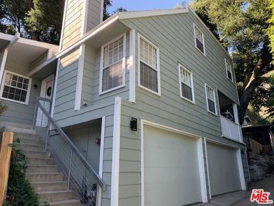 Sierra Madre Single Family Home For Sale: 529 Brookside Lane