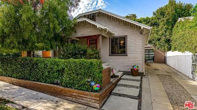 West Hollywood Single Family Home For Sale: 9025 Dicks Street
