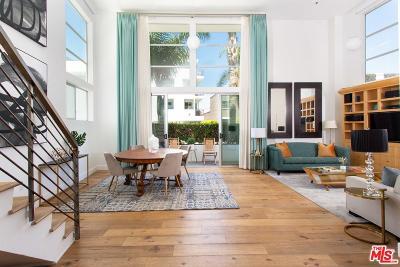 Marina Del Rey Condo/Townhouse For Sale: 13326 Beach Avenue #101