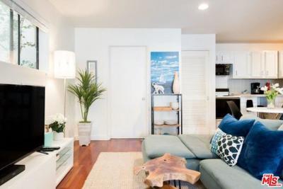Marina Del Rey Rental For Rent: 124 Fleet Street #3