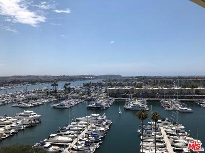Marina Del Rey Condo/Townhouse For Sale: 4335 Marina City #846