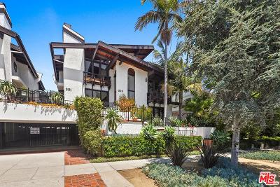 Santa Monica Condo/Townhouse For Sale: 833 14th Street