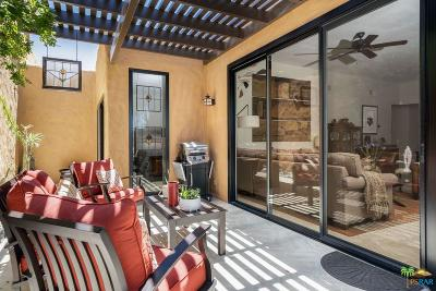 Palm Springs Condo/Townhouse Active Under Contract: 4831 North Winners Circle #A