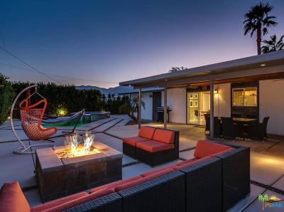 Palm Springs Single Family Home For Sale: 2702 North Biskra Road