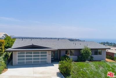 Pacific Palisades Single Family Home For Sale: 647 Enchanted Way