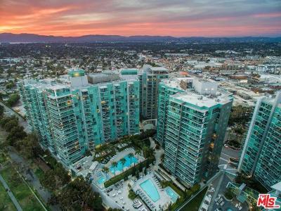 Marina Del Rey Rental For Rent: 13700 Marina Pointe Drive #420