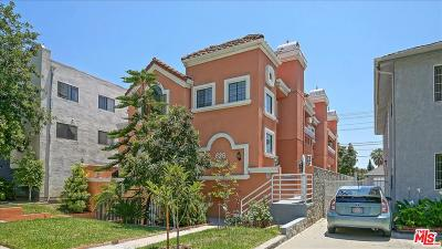 Glendale Condo/Townhouse Active Under Contract: 636 Alexander Street #B