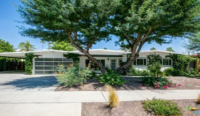 Palm Springs Single Family Home For Sale: 1488 North Riverside Drive