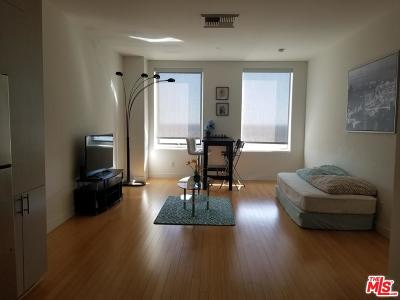 Los Angeles Condo/Townhouse For Sale: 3810 Wilshire #1509