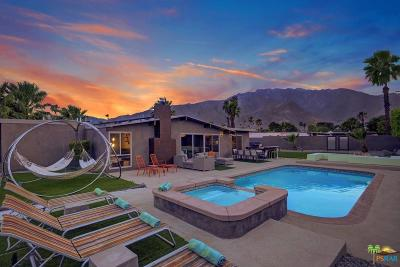 Palm Springs Single Family Home For Sale: 980 East Garden Road