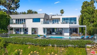 Beverly Hills Single Family Home Active Under Contract: 1557 Tower Grove Drive