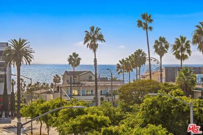 Santa Monica Condo/Townhouse For Sale: 1705 Ocean Avenue #411