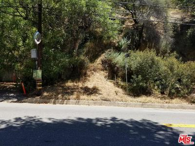 Bel Air Residential Lots & Land For Sale: North Beverly Glen Boulevard