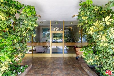 Sherman Oaks Condo/Townhouse For Sale: 4915 Tyrone Avenue #234