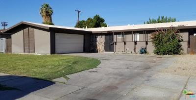 Coachella Single Family Home For Sale: 50070 Coronado Street