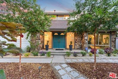 Single Family Home Active Under Contract: 15332 Valerio Street
