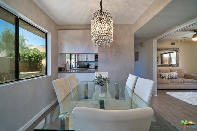 Palm Springs Condo/Townhouse For Sale: 2022 East Chia Road
