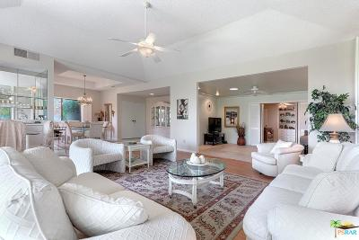 Palm Springs Condo/Townhouse Active Under Contract: 2444 East Oakcrest Drive