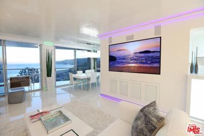 Santa Monica Condo/Townhouse For Sale: 201 Ocean Avenue #P409