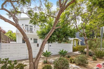Venice Single Family Home For Sale: 558 Rialto Avenue