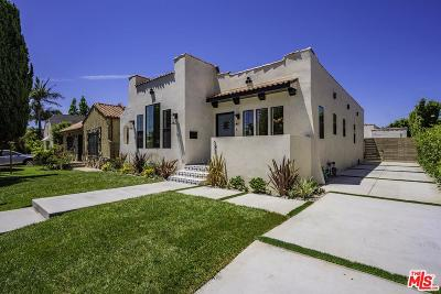 Single Family Home For Sale: 627 North Sierra Bonita Avenue