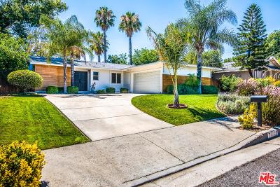 Los Angeles County Single Family Home For Sale: 7113 Helmsdale Road
