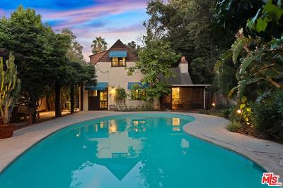 Altadena Single Family Home For Sale: 2659 Raymond Avenue