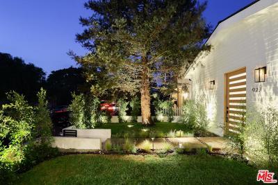 Venice Single Family Home For Sale: 922 Palms Boulevard