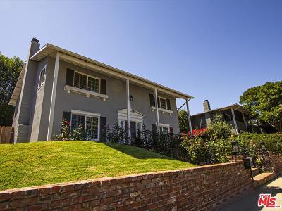 Studio City Single Family Home For Sale: 3186 Dona Marta Drive