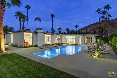 Palm Springs Single Family Home For Sale: 953 North Rose Avenue