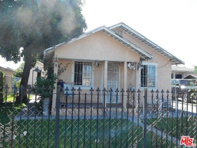Los Angeles Single Family Home For Sale: 10719 Croesus Avenue