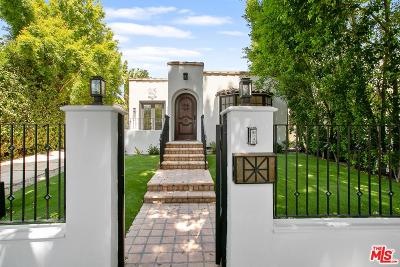 West Hollywood Single Family Home For Sale: 8723 Rangely Avenue