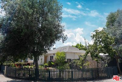 Single Family Home For Sale: 8621 Lilienthal Avenue