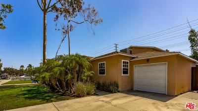 Los Angeles Single Family Home For Sale: 3611 Meier Street