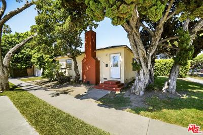 Single Family Home Active Under Contract: 11423 National