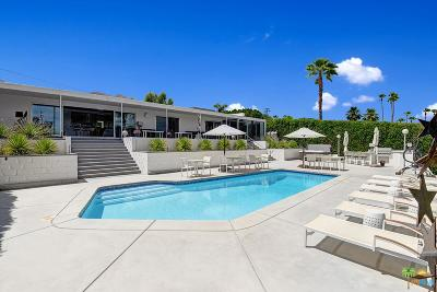 Palm Springs Single Family Home For Sale: 2285 North Janis Drive