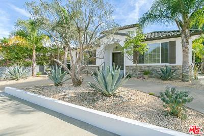 Venice Single Family Home For Sale: 1352 Palms Boulevard