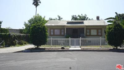 Los Angeles Single Family Home For Sale: 416 North La Fayette Park Place