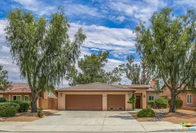 Palm Springs Single Family Home Active Under Contract: 2182 Marguerite Street