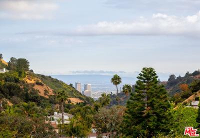 Beverly Hills Residential Lots & Land For Sale: 2260 San Ysidro Drive