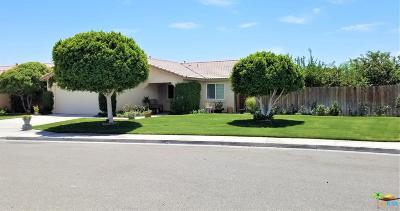 Coachella Single Family Home For Sale: 84325 King Court