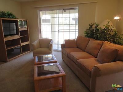 Palm Springs Condo/Townhouse Active Under Contract: 2700 Golf Club Drive